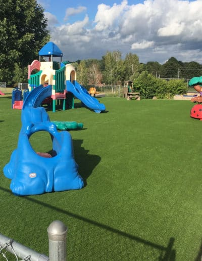 Turf For Parks And Playgrounds