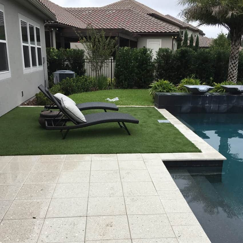 Artificial Landscape Grass