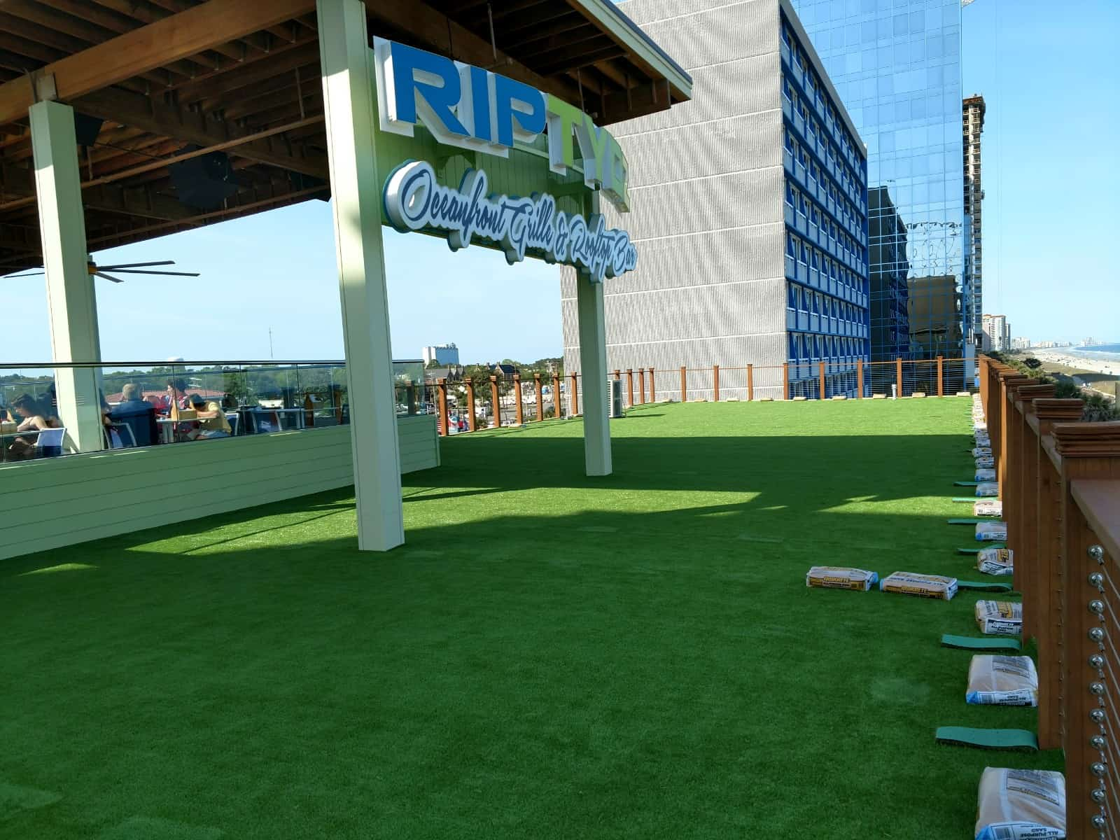 commercial residential turf