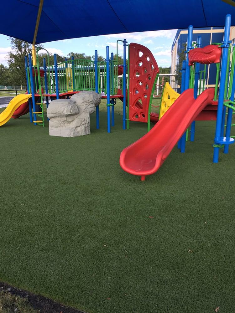 Playground-Turf