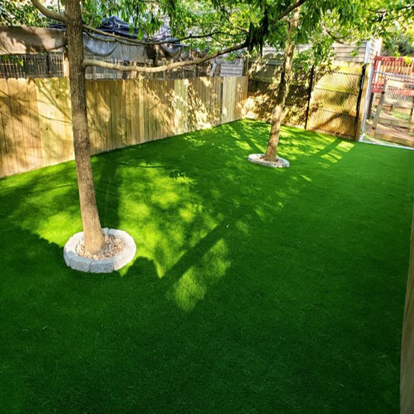 Commercial Use Of Pet Turf And Landscaping
